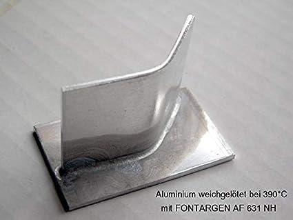 3 Metros aluminio Lot aluminiumweichlot znal de weichlot con alma fluitin