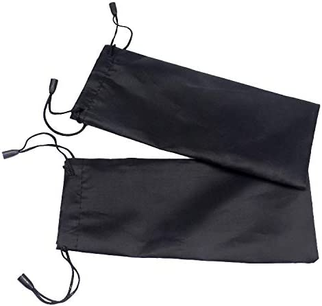 organizador de u/ñas bolsa de almacenamiento para acampar al aire libre Hangrow Bolsa de almacenamiento para tienda de campa/ña estaca color negro tienda de campa/ña almacenamiento de clavos