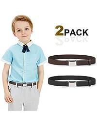 Kids Toddler Belt Elastic Stretch Adjustable Belt For...