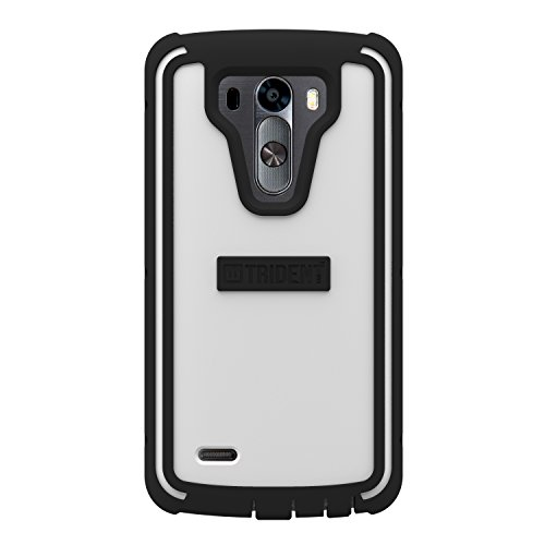 Trident Cyclops Case for LG G3 - Retail Packaging - White