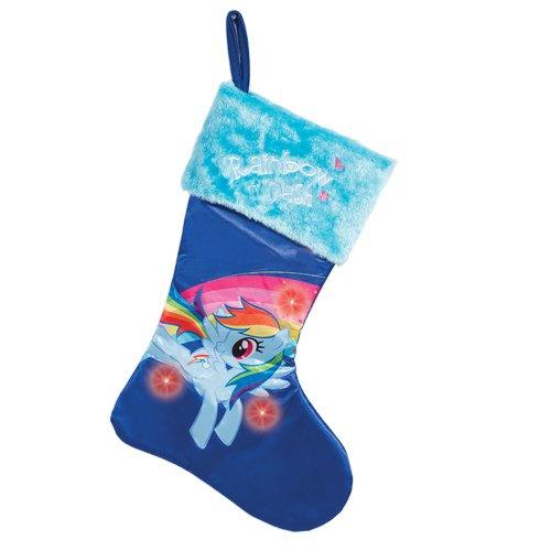 My Little Pony Rainbow Dash Large Led Stocking