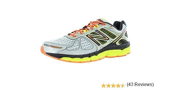 New Balance M860SG4 Zapatillas de correr para hombre, color Gris, talla 39 2/3 EU: Amazon.es: Zapatos y complementos
