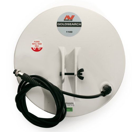 Minelab Goldsearch Double-D Coil Garden Accessory, 11-Inch -