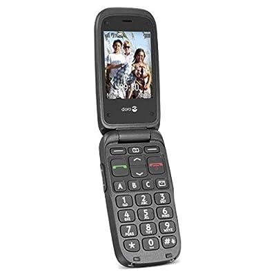 T�l�phone GSM DORO PHONEEASY 612 NOIR