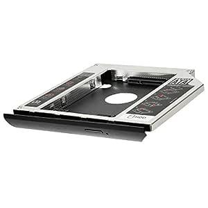 EHZ-Shop - Carcasa para Disco Duro SSD DE 12,7 mm, SATA a SATA DE ...