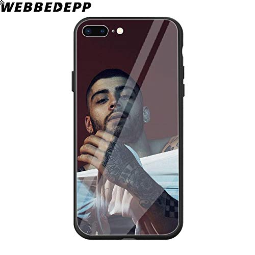 32955908935 Wanna Album Album Coloring Inspired by Zayn Malik Phone Case Compatible With Iphone 7 XR 6s Plus 6 X 8 9 Cases XS Max Clear Iphones Cases TPU Non-Toxic/Silicone