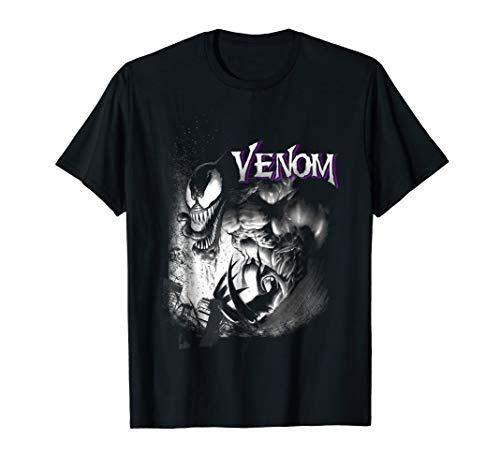 Marvel Venom City Shadows Graphic T-Shirt