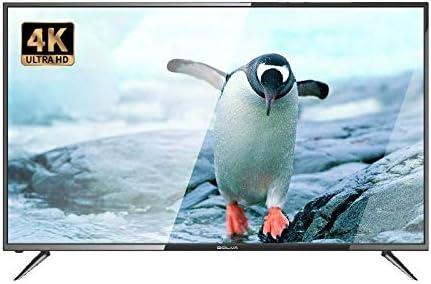 BOLVA - Televisor LED de 58 pulgadas S-5888 Ultra HD 4K Smart TV WiFi DVB-T2 Hotel Mode: Amazon.es: Electrónica