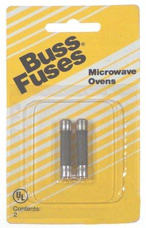 Bussman BP/ABC-20 20 Amp 250 Volt Microwave Oven Fuse 2 Count