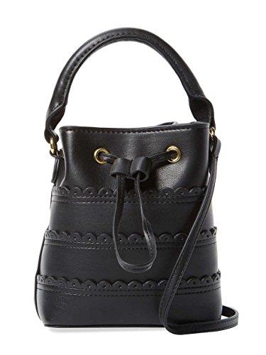 Cynthia Rowley Classy shoulder black bag