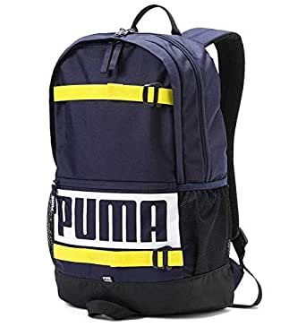 PUMA 07470610 Deck Backpack, Peacoat