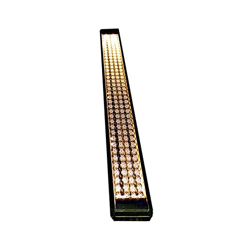 ソーラーライト 屋外 埋め込み 誘導灯 ソーラーライン アンバー LED 電気工事不要エントランスに優しい灯り。 B0793RFCG7