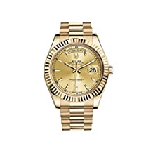 NEW Rolex Day Date II President 18K Yellow Gold Mens watch 218238 CHIP