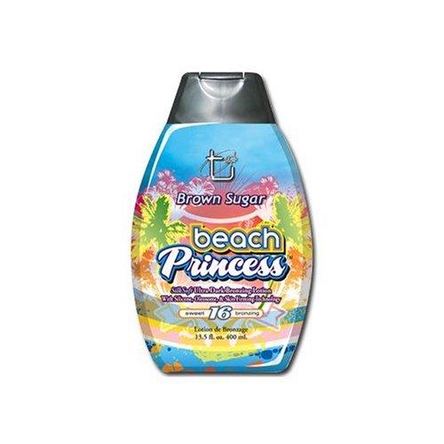 Tan Inc. Brown Sugar Beach Princess Bronzing Tanning Lotion ()