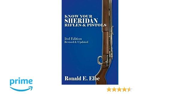 Sheridan Super grade air rifle Model A and B owners manual handbook