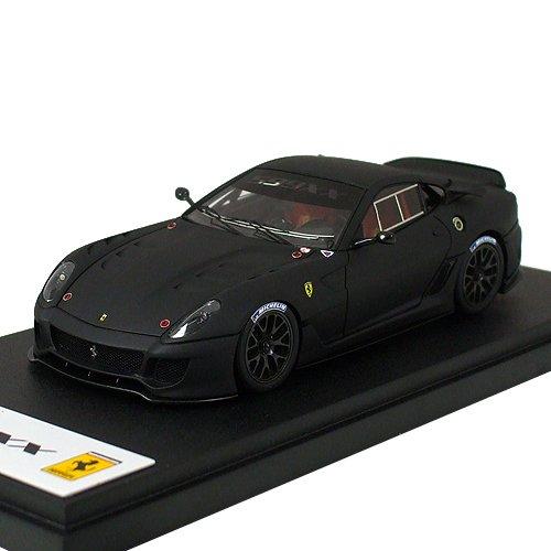 【EIDOLON/アイドロン】1/43 フェラーリ 599XX マットブラック B0035TCV5U