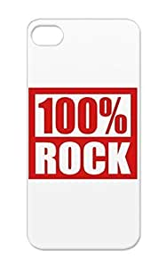 Generic 100 Rock Durable Laser Technology Cell Phone Cases Iphone 5C (4.7 Inch Screen)