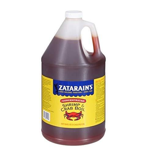(Zatarain's Concentrated Liquid Shrimp & Crab Boil (1 gal.)ES)