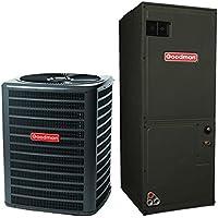5 Ton 14 Seer Goodman Heat Pump System (AC and Heat) - GSZ140601 - ASPT61D14