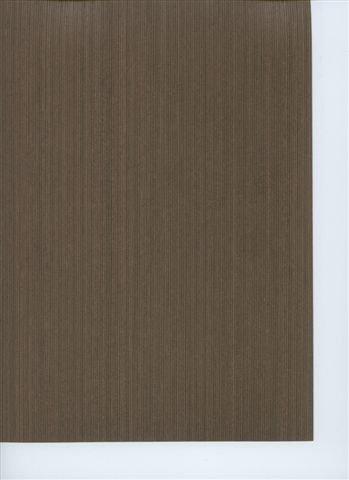 Uniformwood Wenge Wood Veneer Qtd Cut 4x8 10 mil Sheet Pattern (Wenge Veneer)
