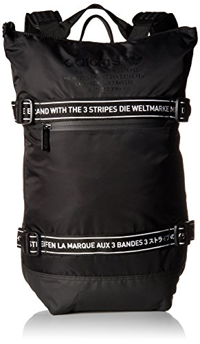 Hurt świeże style szalona cena adidas Originals NMD Backpack, Black, One Size - Import It All