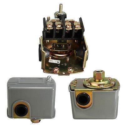 FidgetFidget Water Pump Pressure Control Switch Adjustable Double Spring Pole
