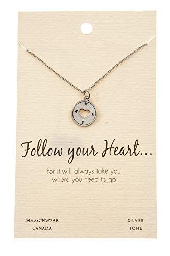 Shagwear Friendship Inspirations Pendant Necklace