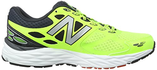 Fluores Jaunes Chaussures Neutral Balance New Course De wqXY4CxTE