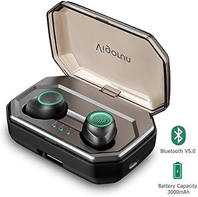 Auriculares Bluetooth Inalámbricos, Vigorun Auriculares Deportivos ...