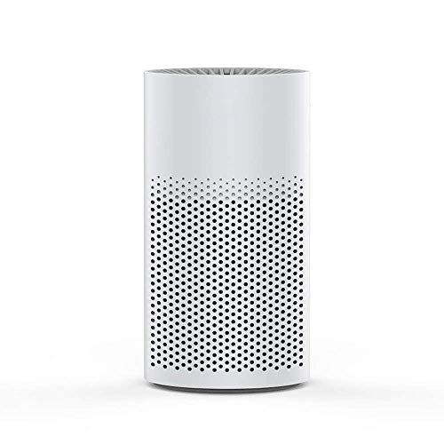 - Jaywayne Air Purifier with True HEPA Filter,USB Air Filter, HEPA Filtration, Desktop USB Air lonizer, Cigarette Smoke Eliminator