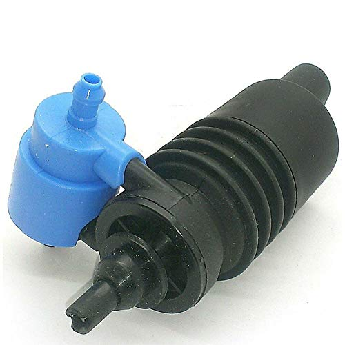 SADA72 Front & Rear Windscreen Washer Pump Corsa C 3 Door 2000 > 2006 for Rover 75 Tourer,MG ZT-T Estate models from 1999 to 2005.(Black+Blue): Amazon.co.uk: Kitchen & Home