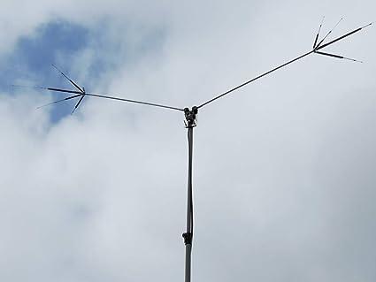 Amazon com: Diamond Antenna HFV-5 5 Band (40/20/15/10/6m) HF