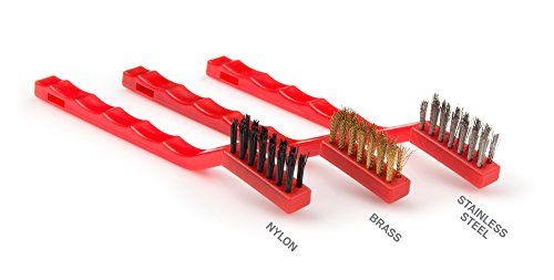 TEKTON 7063 Detail Brush Set, 5-Piece>