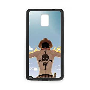 Samsung Galaxy Note 4 Cell Phone Case Black ONE PIECE cpd