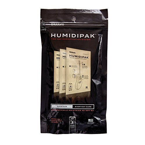 DAddario Humidification System Replacement Packets