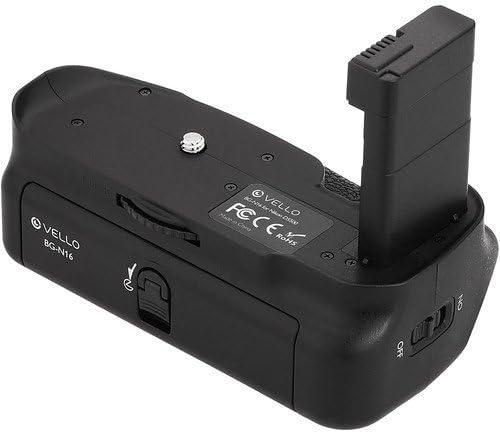 Vello BG-N16 Battery Grip for Nikon D5500
