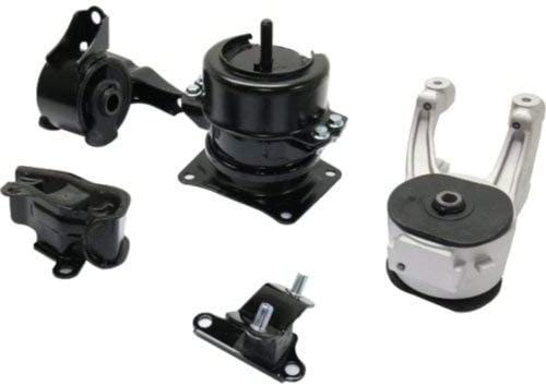 Motor and Transmission Mount Kit for Odyssey 99-04 6 Cyl 3.5L Eng.