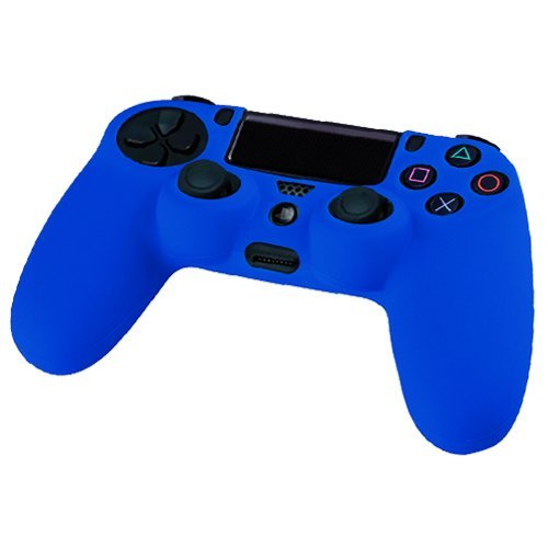 silicone-skin-protective-cover-for-ps4-playstation-4-controller-blue