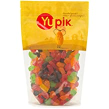 Yupik Sour Jujubes, 1Kg/35.27oz {Imported from Canada}