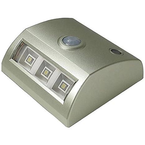 Amazon.com: Light It 20037 – 301 Sensor de movimiento 3-LED ...