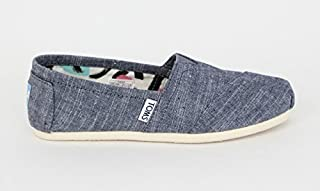 Toms Women's Classic Chambray Blue Chambray Casual Shoe 6 Women US (B00TJBJJDA) | Amazon price tracker / tracking, Amazon price history charts, Amazon price watches, Amazon price drop alerts