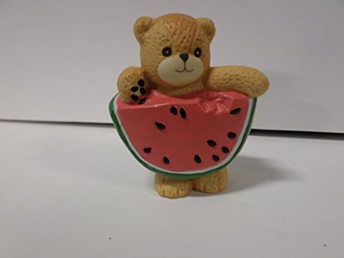 Lucy & Me Series (Enesco) ** Bear Dressed as a Watermelon ** 239259
