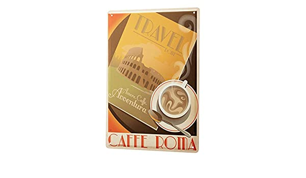 LEotiE SINCE 2004 Cartel Letrero de Chapa XXL Restaurante ...