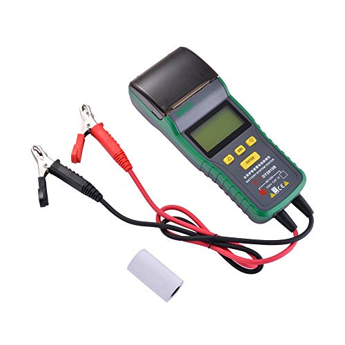 XCSOURCE DY2015B Automotive Battery Tester Battery Analyzer Tool Thermal Printer MA1904 by XCSOURCE (Image #1)