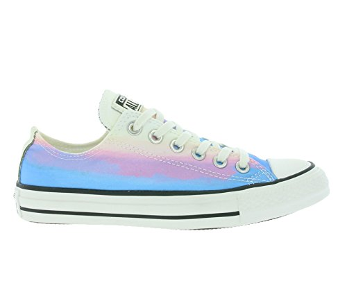 Taylor Blu Star Chuck Print Hi all Zzz Multicolor Donna Canvas Converse B6ZnwR1qE