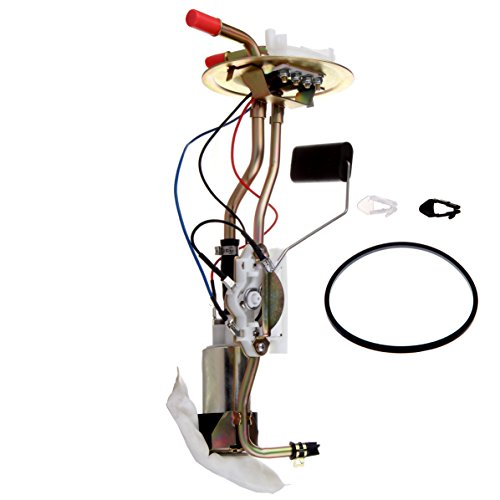 (ECCPP Electric Fuel Pump Module Assembly w/Sending Unit Replacement for Ford Ranger Mazda B2300 1990 1991 1992 1993 1994 1995 1996 1997 L4 2.3L V6 4.0L E2106S)