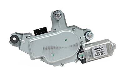 ACDelco 25963804 GM Original Equipment Rear Window Wiper Motor