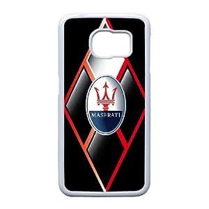 Samsung Galaxy S6 Edge Phone Case Maserati D32025