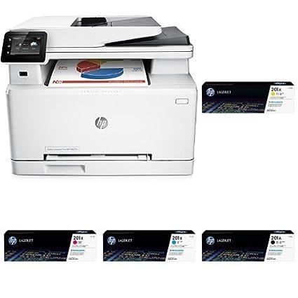 HP M 277 N Pack - Impresora láser multifunción + Cartucho de tóner ...