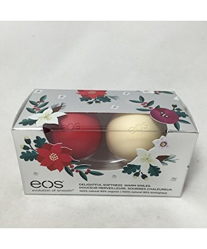 Eos Lip Balm Holiday Pack - 4